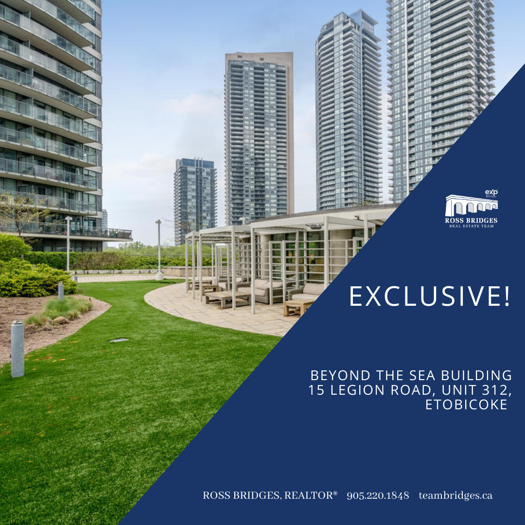 EXCLUSIVE: 15 Legion Road, Unit #312, Etobicoke